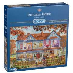 Autumn Home, 1000 brikker (1)