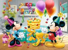 Birthdaycake Mickey, 30 brikker (2)