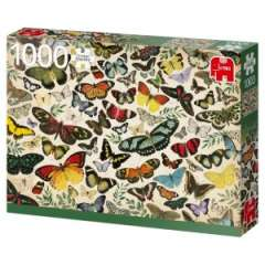 Butterfly Poster, 1000 brikker (1)