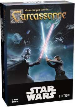 Carcassonne Star Wars - Dansk (1)