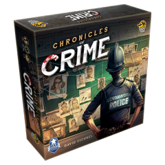 Chronicles of Crime - Engelsk (1)