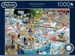 Cruise Chaos, 1000 brikker (1)