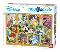 Disney Magical Moments, 1000 brikker (1)