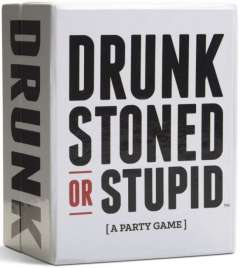 Drunk Stoned or Stupid (1)