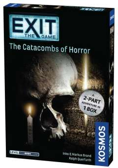 EXIT: The Game - The Catacombs of Horror (1)