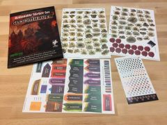 Gloomhaven: Removable Sticker Set (2)