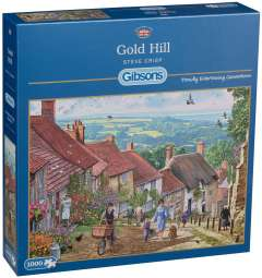 Gold Hill, 1000 brikker (1)
