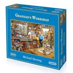 Grandad's Workshop, 1000 brikker (1)