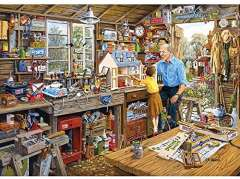 Grandad's Workshop, 1000 brikker (2)