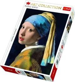 Girl with a Pearl Earring, 1000 brikker (1)