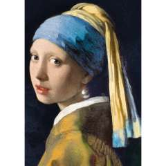 Girl with a Pearl Earring, 1000 brikker (2)