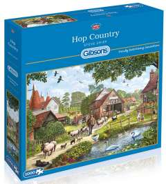 Hop Country, 1000 brikker (1)