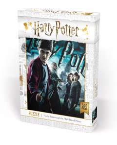 Harry Potter and the Half-Blood Prince, 500 brikker (1)
