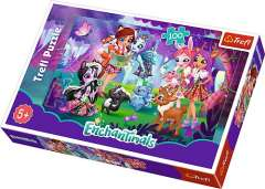 Enchantimals - Fun with Friends, 100 brikker (1)