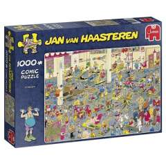 Jan van Haasteren - At the Gym - 1000 brikker (1)
