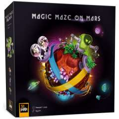 Magic Maze on Mars (1)