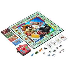 Monopoly Junior Elektronisk Bank (2)