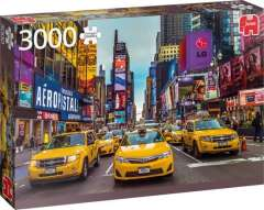 New York Taxis, 3000 brikker (1)