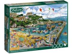 Newquay Harbour, 1000 brikker (1)