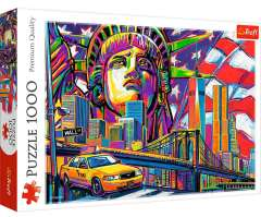 Colours of New York, 1000 brikker (1)