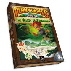 Penny Papers: Valley of Wiraqocha (1)