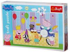 Peppa Pig at the Ball, 60 brikker (1)