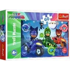 PJ Masks Night Race, 60 brikker (1)