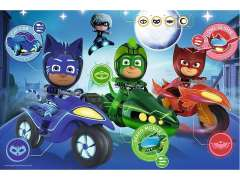 PJ Masks Night Race, 60 brikker (2)