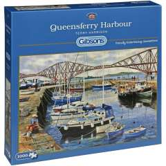 Queensferry Harbour, 1000 brikker (1)