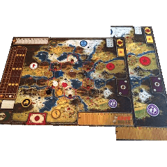 Scythe: Game Board Extension (1)