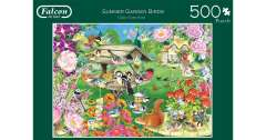 Summer garden birds, 500 Brikker  (1)