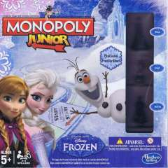 Monopoly junior, Frozen (1)