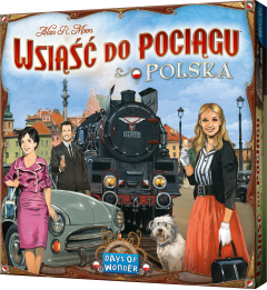 Ticket to Ride: Poland - Map Collection #6.5 (1)