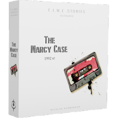 T.I.M.E Stories - The Marcy Case (1)