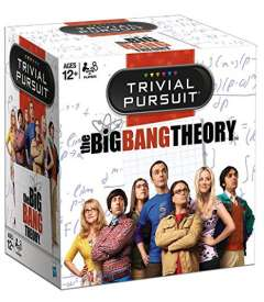 Trivial Pursuit – Big Bang Theory (1)
