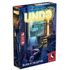 Undo: Blood in the Gutter (1)