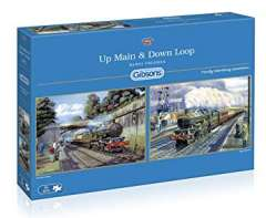 Up Main & Down Loop, 2x500 brikker (1)