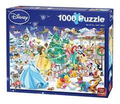 Disney - Winter Wonderland - 1000 brikker (1)