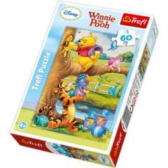 Winnie the Pooh - A Little Something, 60 brikker (1)