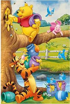 Winnie the Pooh - A Little Something, 60 brikker (2)