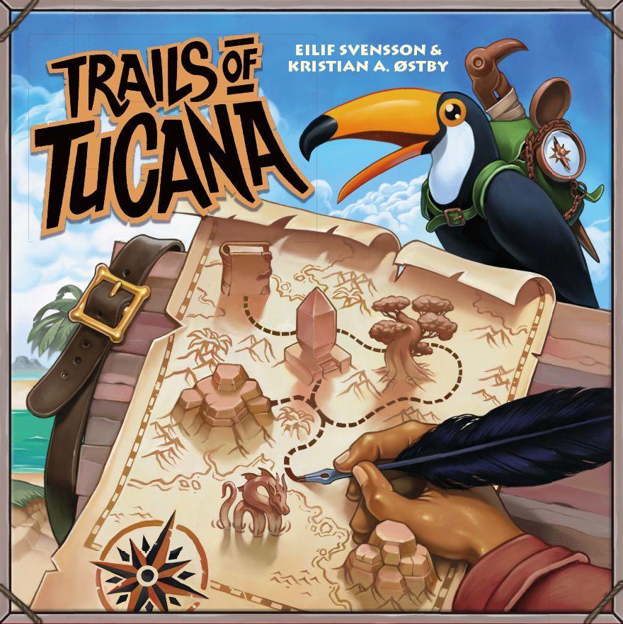 Trails of Tucana Nordic