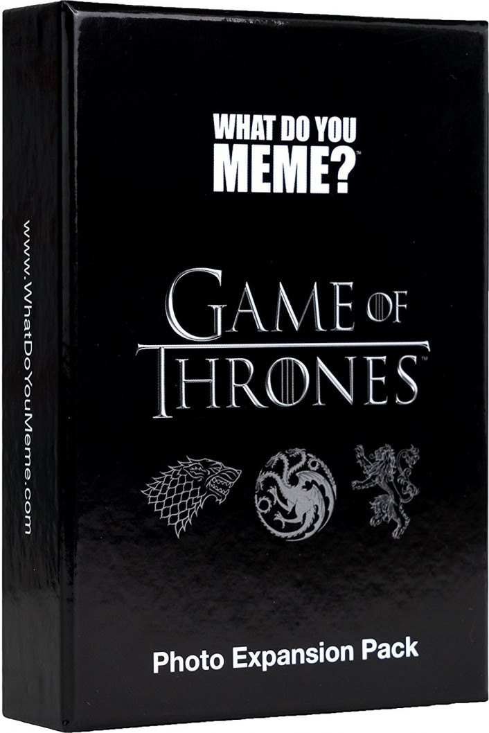 Image of   What Do You Meme - Game of Thrones Expansion