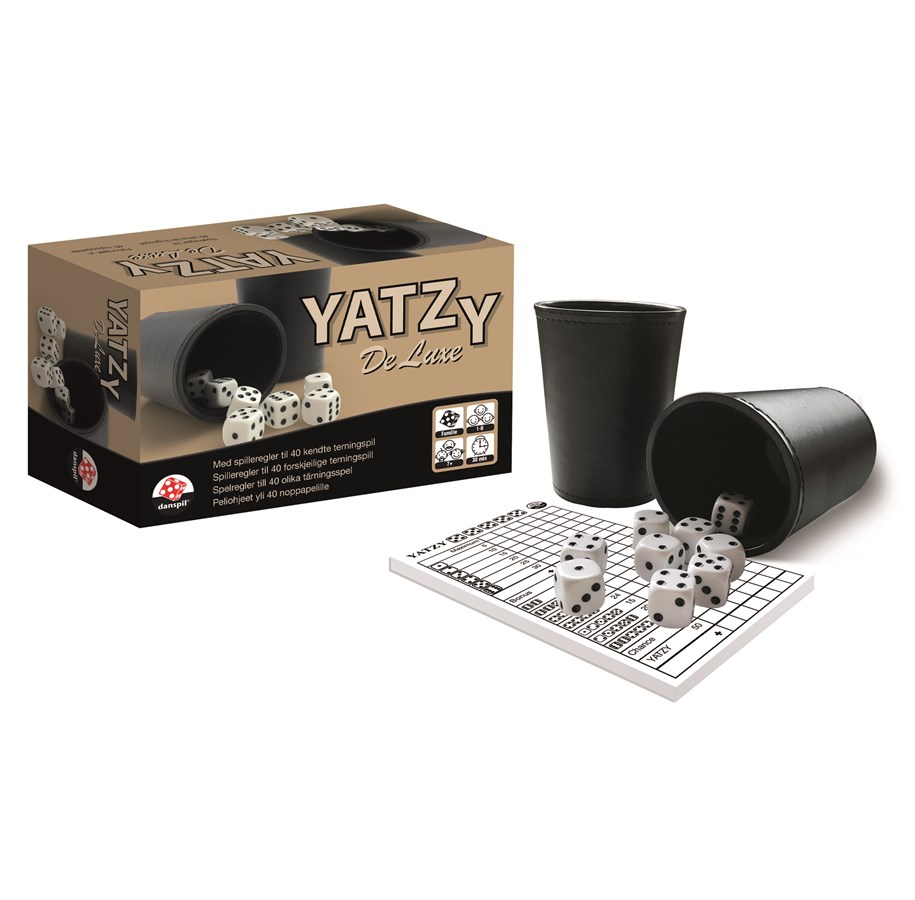 Yatzy Deluxe